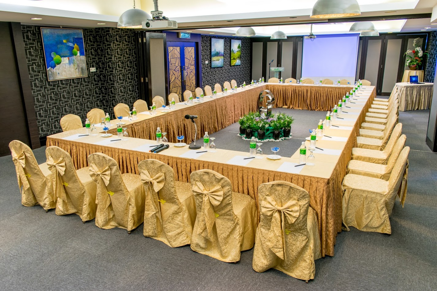 Meetings & Events - MH Hotels
